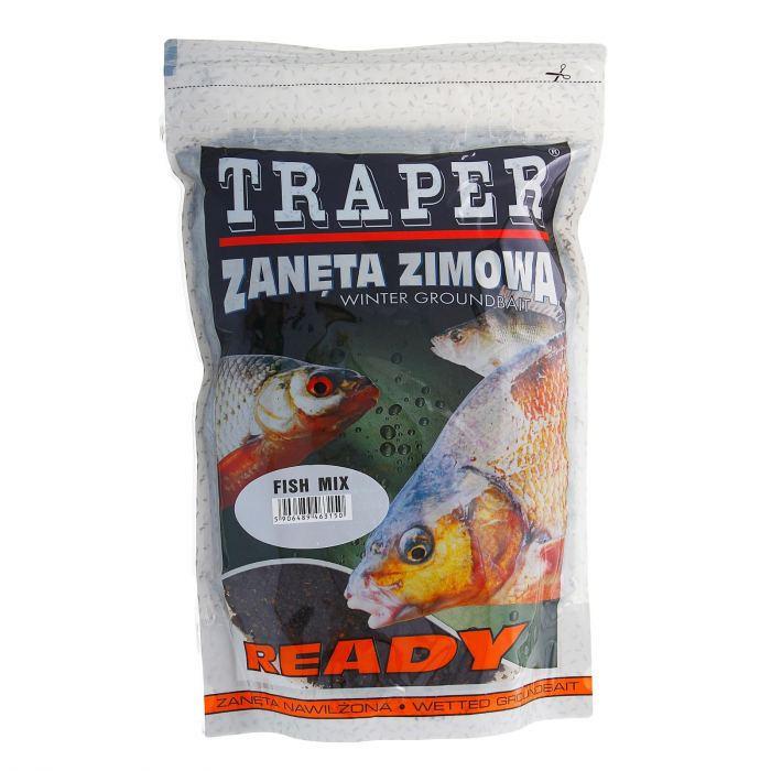 Zimní krmení Ready Fish Mix 0,75kg