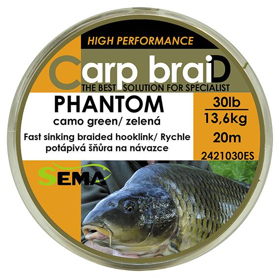 Phantom Camo 30lbs 20m