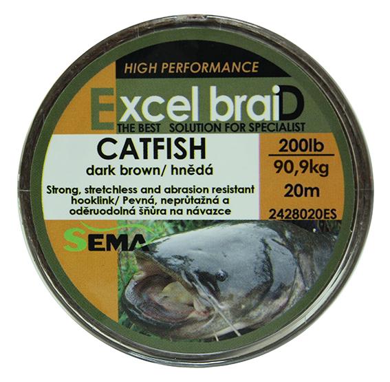 Catfish 250lbs 20m
