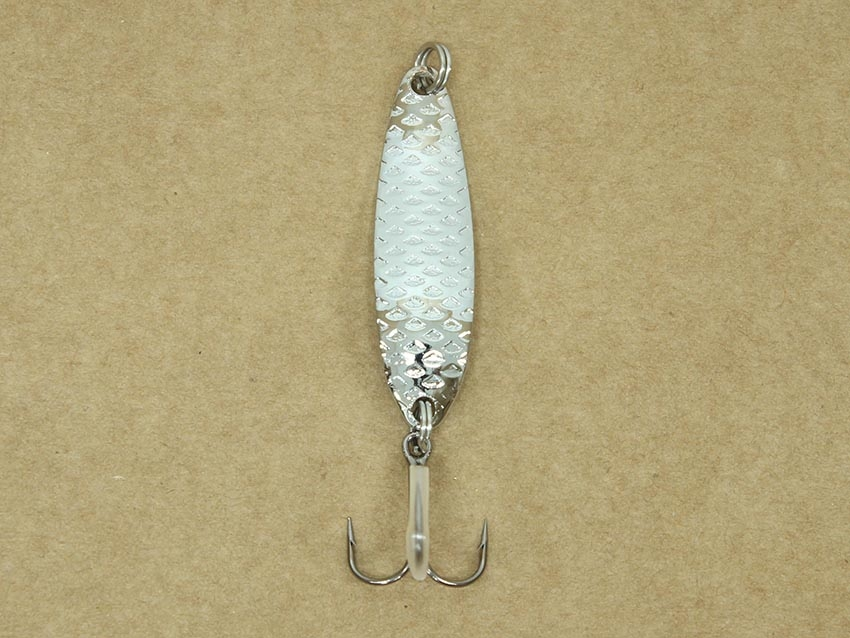 Plandavka Spoon sříbrná 33g