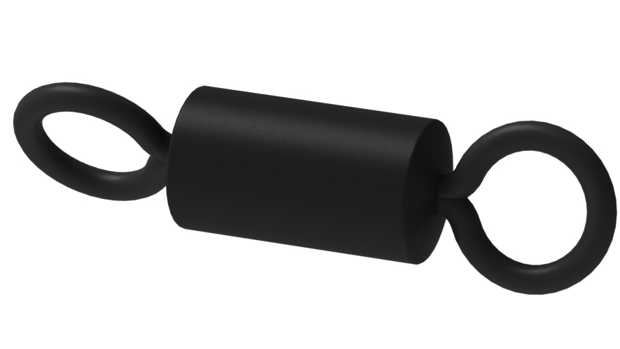 Obratlík Rolling Long vel.10/27kg (10ks)