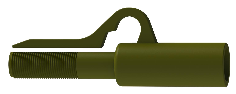Závěs na zátěž weedy green (10ks)