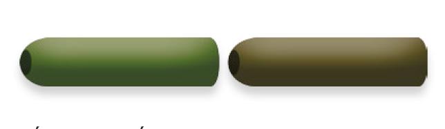 Korálek Bullet (10ks)