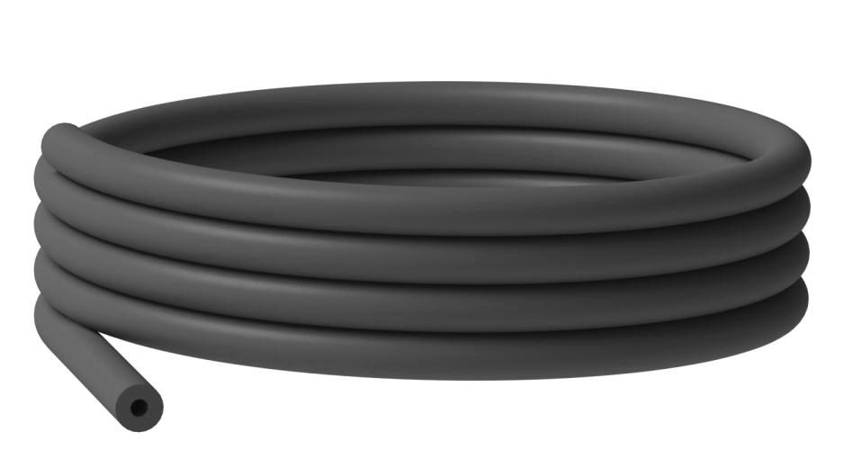 PVC hadička šedá (2m)