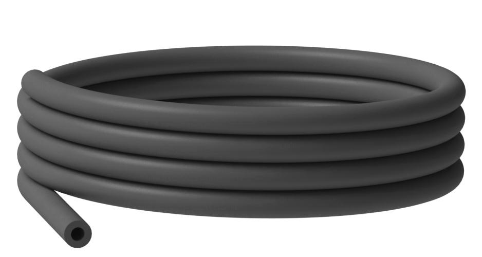 Silikonová hadička šedá (1,5m)