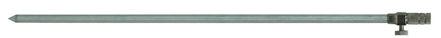 Vidlička teleskopická se závitem 45/75cm