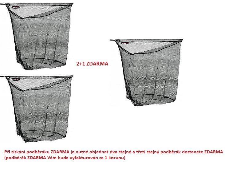 Suretti Podběrák Carp 100x100cm AKCE 2+1 ZDARMA