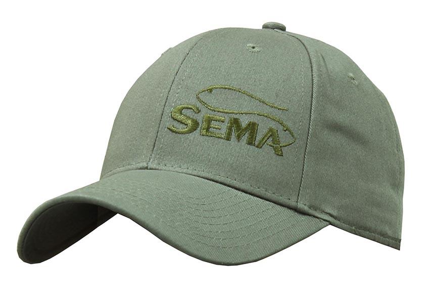 Kšiltovka zelená SEMA