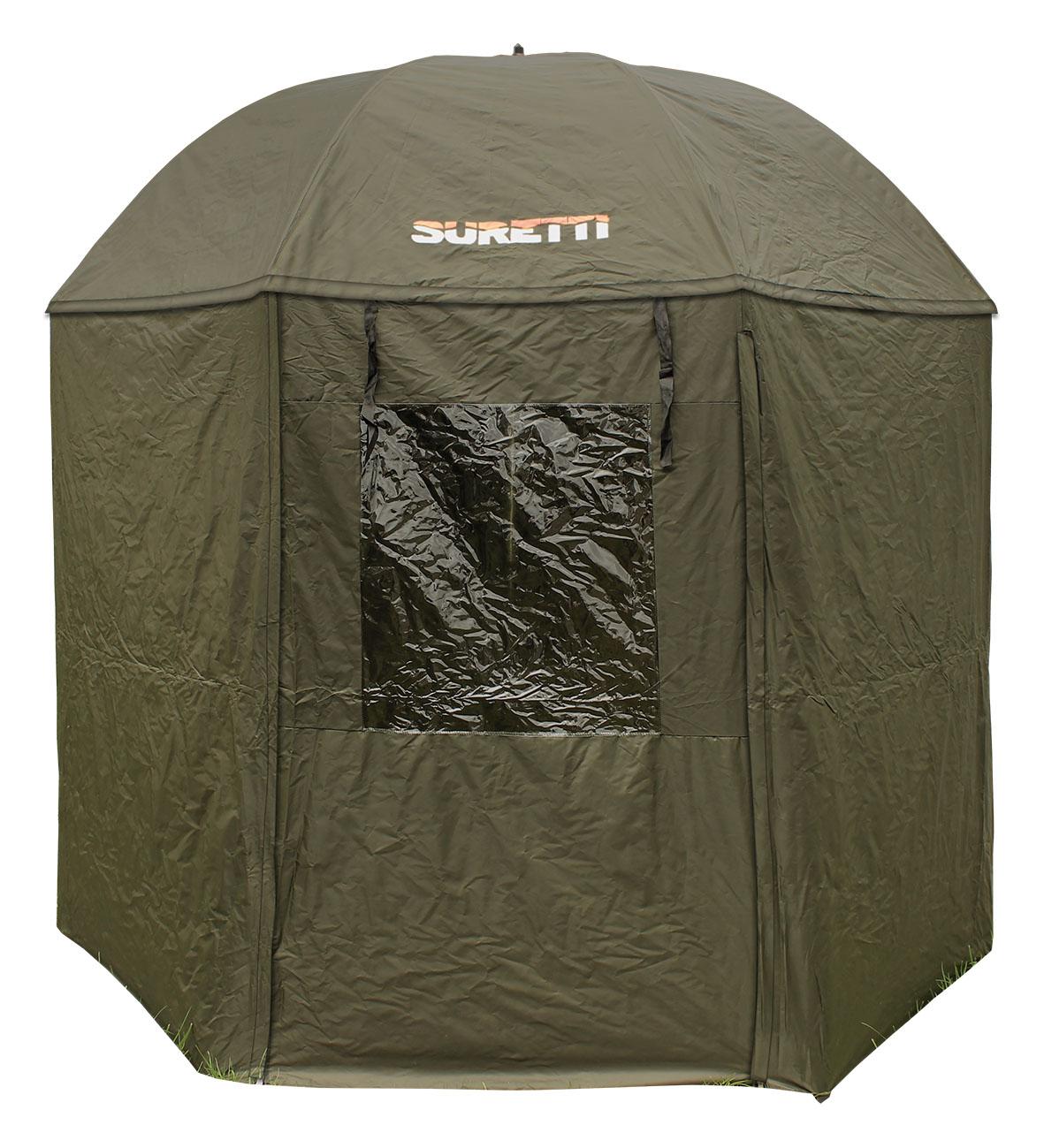 Suretti Deštník s bočnicí Full Cover - PVC