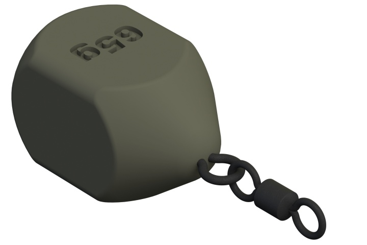Cube s očkem a obratlíkem 70