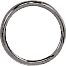 AKCE Pérové kroužky dia.5mm/8kg (bal.20ks)
