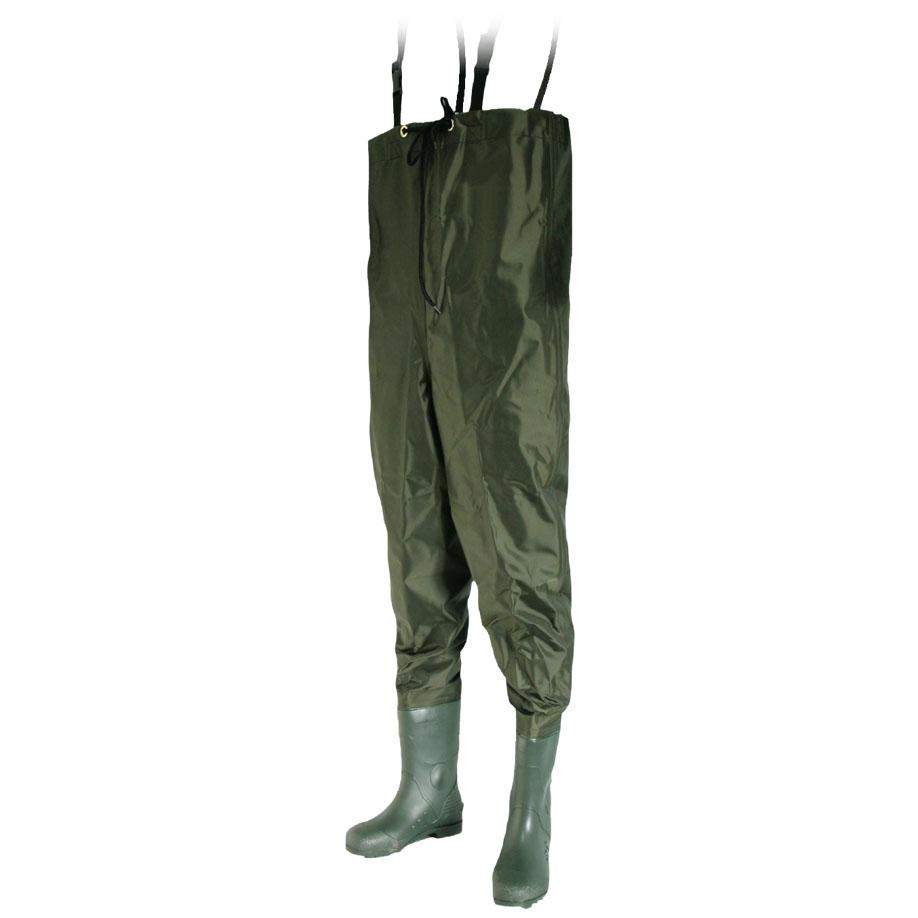 Brodící kalhoty Nylon/PVC 42