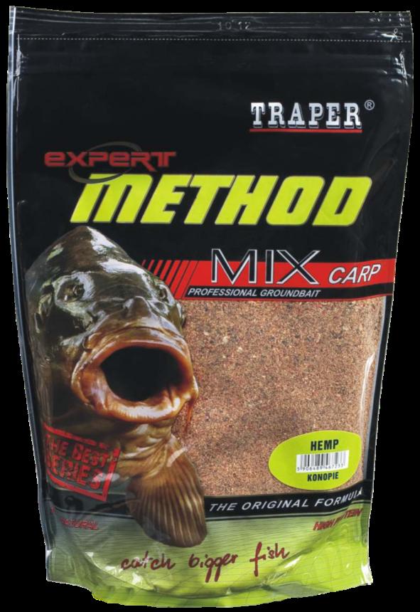 Method Mix Jahoda-Ryba 1kg