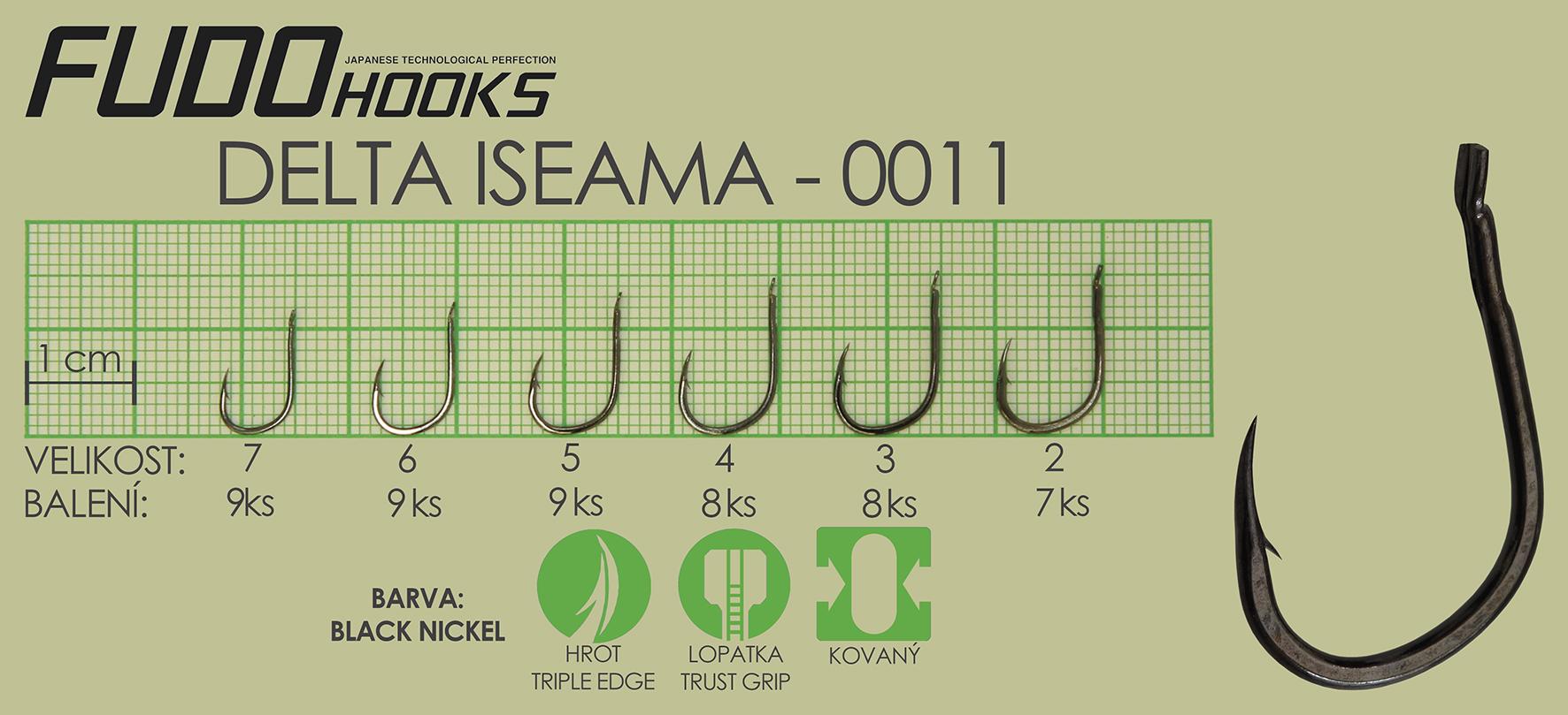 Fudo Delta Iseama 5 (bal.9ks)