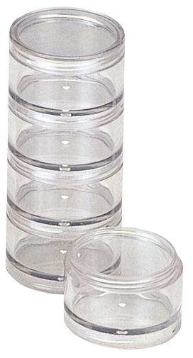 Round Case S (5 PCS)