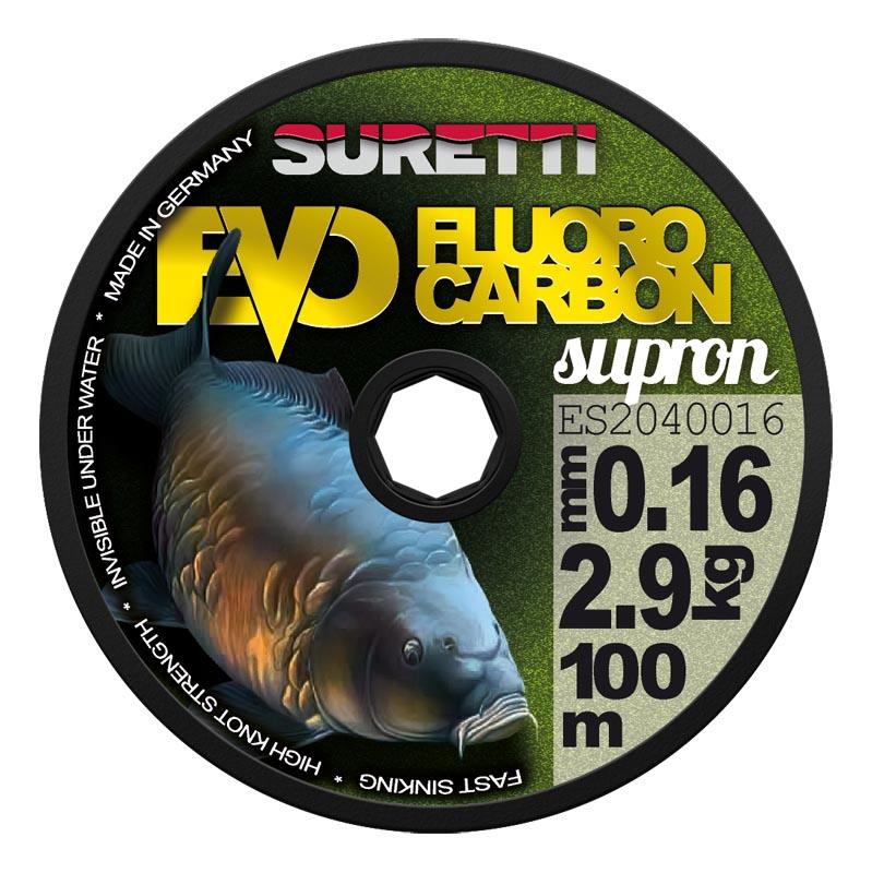 AKCE Supron Fluorocarbon 0,20mm
