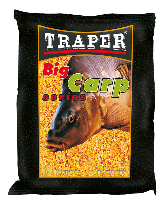 Big Carp Přírodní 1kg