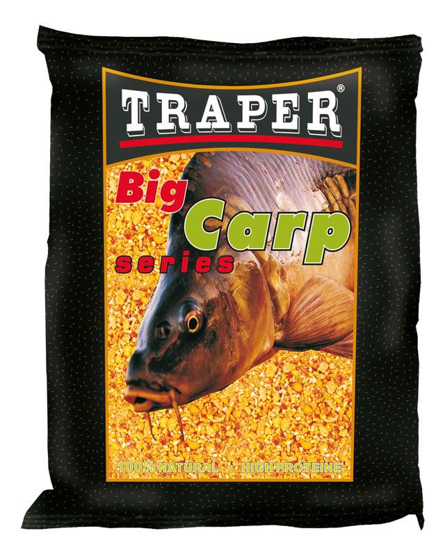 Big Carp Jahoda 1kg
