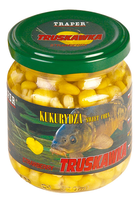 AKCE Nakládaná kukuřice v nálevu Tutti-Frutti 125g