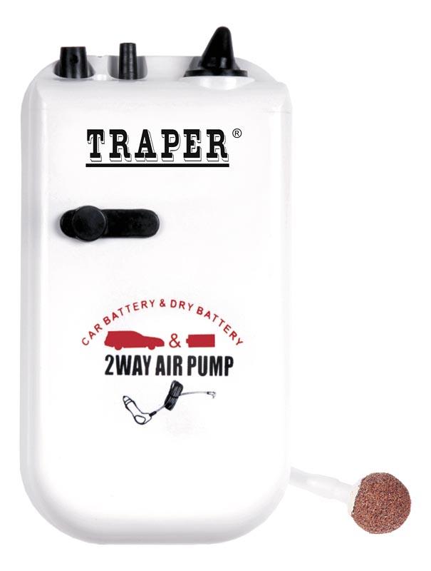 Traper Vzduchovací motorek (12V)