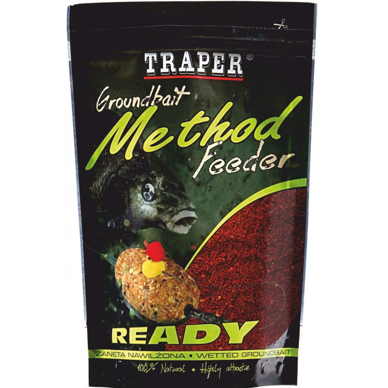 Method Feeder Jahoda 750g